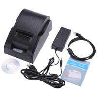 Wholesale High Speed mm POS Printer Dot Receipt Paper Thermal Printer USB for Supermarket Bank Restaurant Bar Low Noise