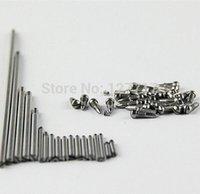 bakelite parts - Tenor sax repair parts screws A complete set