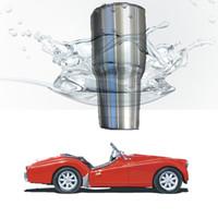 Wholesale Hot Bilayer Stainless Steel Insulation Cup OZ YE hopper Cups Cars Beer Mug Large Capacity Mug Tumblerful yeti with handle