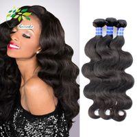 best weave hair brands - Remy Malaysian Hair Weave Bundles Body Wave a Unprocessed Virgin Hair Malaysian Body Wave Best Human Hair Weave Brand Bundle Deals Black