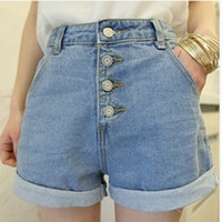 Cheap Plus Size Vintage High Waisted Shorts | Free Shipping Plus ...