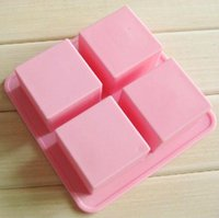 Wholesale x Silicone Mini Loaf Maker Tray Mold Chocolate Baked Bread Pan Mould
