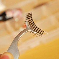 Wholesale New Posted False Eyelashes Aids Multifunction Eyelashes Tweezers Clips Beauty Tools for Women