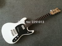 Wholesale New Arrival Mosrite in White color Electric Guitar with Best Workmanship