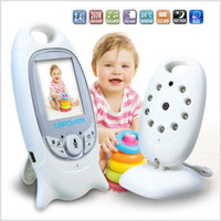 Wholesale 2016 new inch baby infant aged parents monitor children s monitor intercom night vision digital music playback