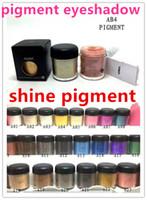 anti shine powder - new brand High quality makup pigment eyeshadow shine pigment colors with brand name