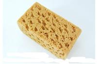 car wash sponge - large Cellular car wash sponge x11x9cm coral car waxing sponge sponge Wash the car for