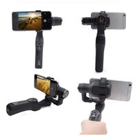 Wholesale JJ Stable Handheld Gimbal Axis Brushless Bluetooth Portable Phone Stabilizer with Kinds of Colors for Smart Phone
