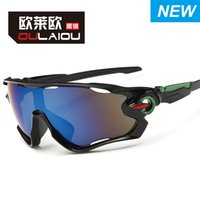 Wholesale 2016 the new Sports Sunglasses outdoor male riding Sunglasses reflective anti explosion Sunglasses