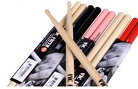 Wholesale Vic Firth Hickory Drumsticks A B B Barrel A Made in USA Multiple Colors Drum Sticks