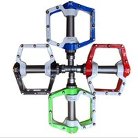 Wholesale 2016 Cycling Pedals BMX parts Light Bicycle Pedals bike Pegs Outdoor Sports MTB Road Bike Cycling Bicycle Pedals