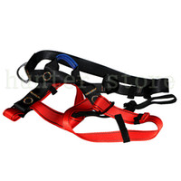 Wholesale Outdoor Rock Climbing Harness Belt for Mountaineering Downhill Rappel Rescue Safety Rope Guard Equipment