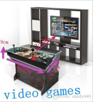 arcade lights - The New video games All Metal Fuselage Built in Speakers and Classic Game Show Lighting Upgrade