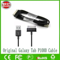 Wholesale Original USB Data Charging Cable For Samsung Galaxy Tab quot quot inch GT N8000 P7510 P7500 P6200 P1000 P3100