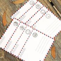 Wholesale Pieces White Paper Envelopes White Envelopes Envelope Sobres De Papel Set Papel Mailing Shipping Supplies Lustre New