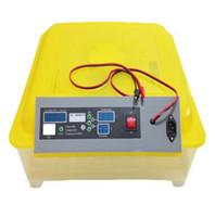 Wholesale 56 Eggs Direct Sale Automatic Temperatue Control Incubator Small Mini Incubator Egg Dual Power Incubator