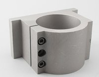bear clamp - Engraving machine parts within the spindle bore mm square spindle clamp hoop holder