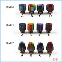 best stock tips - Large in stock price the best rda atomizer drip tip electronic cigarette stainless steel drip tip resin