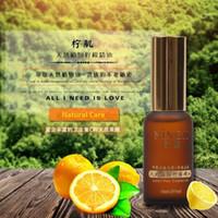 Ningji de limón puro esencial Oli tratamiento 30ml Peca que blanquea hidratante anti-arrugas Ilumina la tez Body Balance aceite de masaje del cuidado