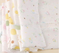 Babies baby wipes shipping - 31x31cm ordinary density Baby Gauze Muslin Washcloth Baby Wipe Sweat Absorbing Towel soft Handkerchief