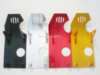 aluminum skid plate - off road motorcycle cc alloy skid plate aluminum alloy engine protection plate engine base plate