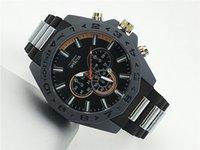 invicta watch - Invicta Men s gray Carbon Fiber Dial ceramic Steel Watch