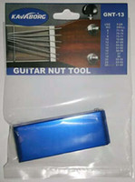 bass guitar nuts - 13 Sizes Guitar Nut Files Tools for Guitars Bass Ukulele String Grooves