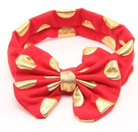 big hair photos - Gold Baby Headband Messy Bow Baby Head wraps Big Bow Baby Headband Head Wrap Newborn Infant Photo Prop Hair Accessories