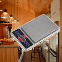 Wholesale In stock g LCD Portable Kitchen Weight Scale Digital Electronic Newest