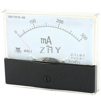 Wholesale Fine Turning Dial Panel Ammeter Tester AC mA Measuring Range L1