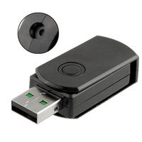 Wholesale DHL DVR USB Disk Spy Hidden Mini Camera Video Recorder Cam DV Camcorder Good