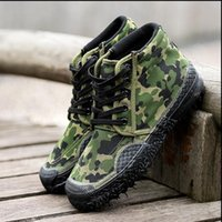 animal desert - Tactical Boots men Desert Combat Outdoor Hiking Travel Boots Shoes Leather Autumn Spring Ankle Men Boots Working shoes