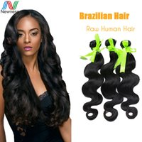 acid suppliers - Top Selling virgin hair Factory Supplier Brazilian Virgin Hair Body wave Bundles A Human Hair Extension Brazilian Body Wave