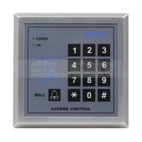 Wholesale Door Access Controller Keypad RFID IC Cards Proximity Reader Free IC Card For House Office Home Improvement MG236B