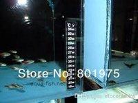Wholesale Liquid Crystal aquarium thermometer with aquarium thermometer strip and digital aquarium thermometer DHL Fedex fast shipment