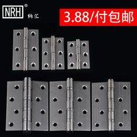 bearing hinges - nahui hardware hinge stainless steel hinge bearing mute door hinge rusty inch door hinge
