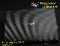 acer carbon - KH Laptop Special Carbon Crocodile Snake Rust Leather Cover Sticker Skin Protector For Acer Aspire quot version