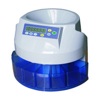 auto hopper - EC50 High speed coin sorter and counter auto coin sorter auto coin counter euro coin sorter with hopper for worldwide