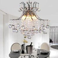 Wholesale K9 Crystal Chandelier Pendant Lamp Ceiling Light Fixture Lights Lighting new