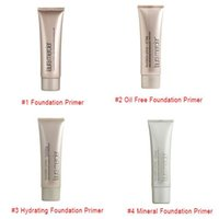 Wholesale 60pcs Makeup Laura Mercier Foundation Primer Hydrating Mineral Oil Free Base ml styles High Quality Face Makeup Natural Long lasting