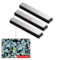 Wholesale 1 Set Kitchen Tool Knife Sharpener Edge Diamond Whetstone Sharpening Stones for Ruixin Pro Knife Sharpener System