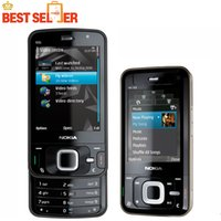 Wholesale 2016 Real Time limited p Color Slider Original Unlokced Nokia N96 Mobile Phone With16gb Rom Wifi Gps mp Camera