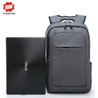 Wholesale Tigernu Brand Men s Backpacks Bolsa Mochila for Laptop Inch Inch Notebook Computer Bags Men Backpack School Rucksack