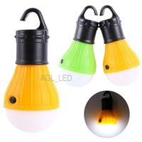 Wholesale Ultra Bright LED flashlight Portable LED Camping lamp for car interior or outdoor use