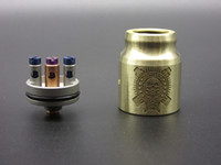 av factory - 2016 the newest Av The Battle deck and the battle Cap Clone Fit Av Torpedo Rda The Battle Rda With the Factory price Vape tank The Best