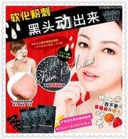 acid minerals - Factory Directly PILATEN Facial Minerals Conk Nose Blackhead Remover Mask Pore Cleanser Nose Black Head EX Pore Strip
