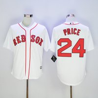 Wholesale 2016 New arrivals MLB Boston Red Sox David Price White Jersey Flexbase Collection Stitched Baseball Jerseys