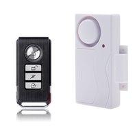 abs security systems - ABS Remote Control Door Sensor Alarm Host Burglar Security Alarm System Home security