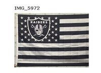 Wholesale Flags Raiders All teams house flag mix order