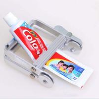 aluminum pedestal - 1pc Aluminum Tube Squeezer Tool for Hair Coloring Hand Cream Hairdresser Tube Squeeze Tools